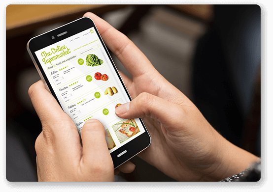 Touch-free Grocery Shopping